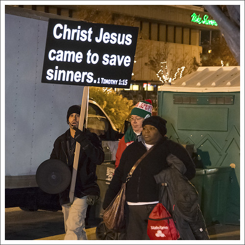 To Save Sinners