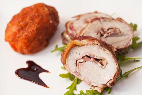 Rellom de porc al forn amb moniato vermell 2