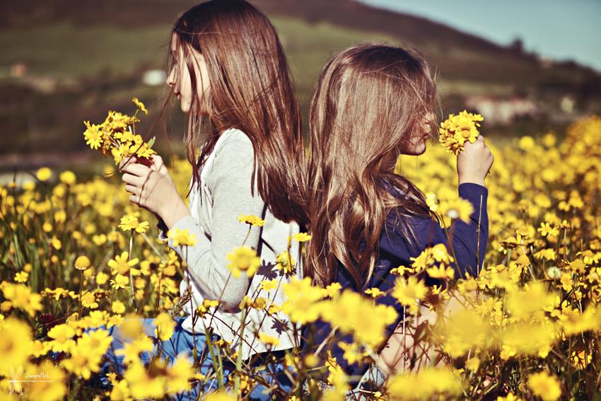 Entre flores para Litel Pipol ... 26/26