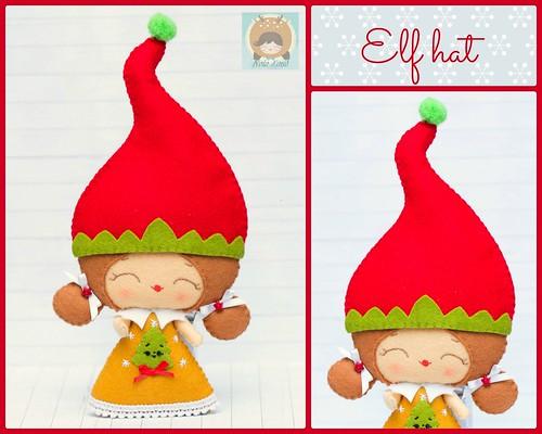 Gorrito elfa