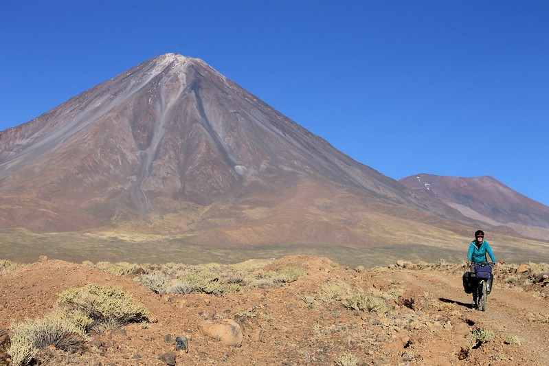 Descending to San Pedro from Sairecabur
