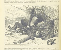 """British Library digitised image from page 118 of """"British Battles on Land and Sea"""""""