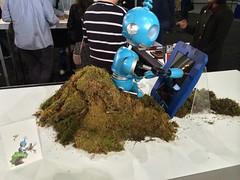 AU2013 CAVE Conference Exhibit