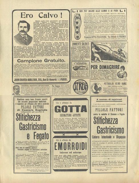 La Domenica del Corrieri, Nº 2, 10 Janeiro 1904 - 14