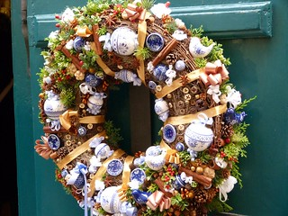 Adorno de Navidad en Praga