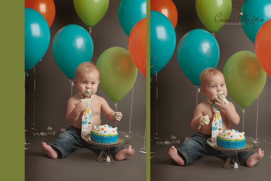 Cake Smash 4