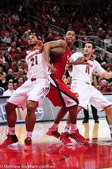 Chane Behanan and Luke Hancock 5899