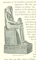 Image taken from page 462 of 'The Struggle of the Nations. Egypt, Syria, and Assyria ... Edited by A. H. Sayce. Translated by M. L. McClure. With map ... and ... illustrations'