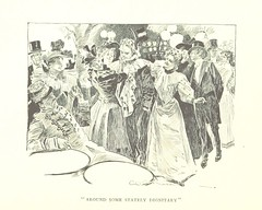 """British Library digitised image from page 173 of """"About Paris ... Illustrated by Charles Dana Gibson"""""""