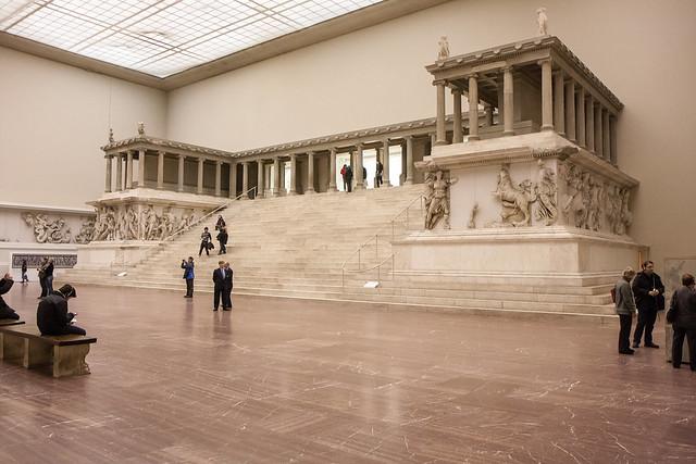 Pergamon Altar, Pergamon Museum, Berlin