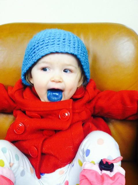 Blue Elise