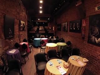 Interior del Tablao Flamenco Cardamomo Pasión por el flamenco en el Tablao Cardamomo de Madrid - 11499437886 b42338ebfe n - Pasión por el flamenco en el Tablao Cardamomo de Madrid