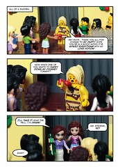 2013 Christmas Party comic strip (7/8)