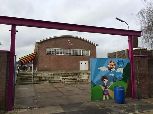 Spil Games Campus in Hilversum