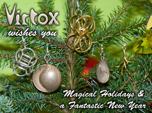 Virtox wishes you Magical Holidays and a Fantastic New Year!