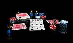 Policeman's Poker Game