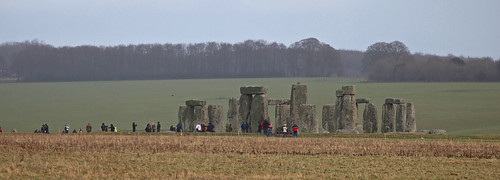 Stonehenge Wiltshire by Kinzler Pegwell