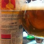 ベルギービール大好き!! オンディネク・オイルシュトゥサン・トリプル Ondineke Oilsjtersen Tripel @CraftBeerBASE