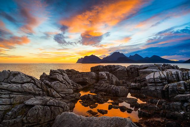 Magnus Larsson - Lofoten Sunrise