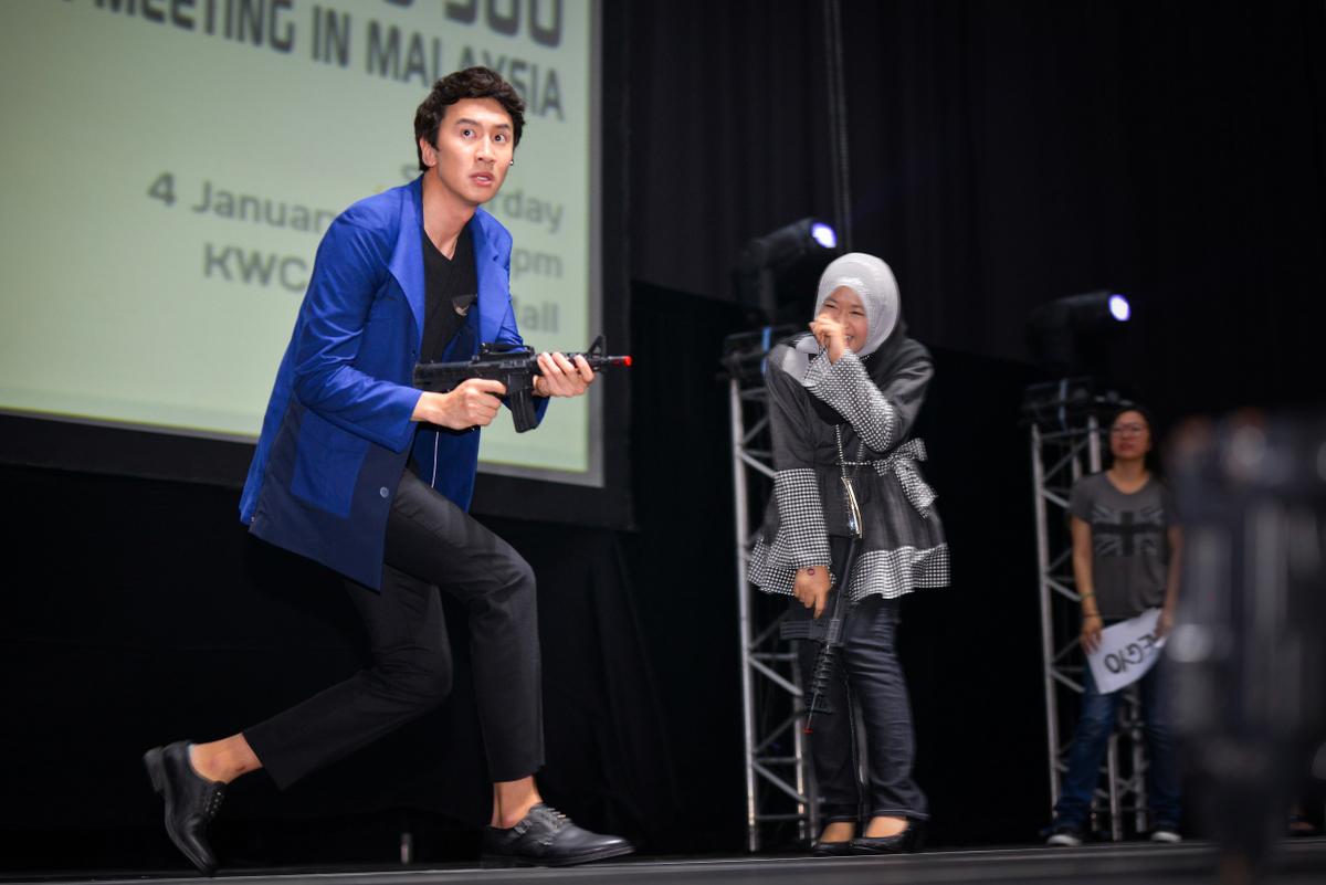 Lee Kwang Soo Fan Meeting in Malaysia - TianChad-5019