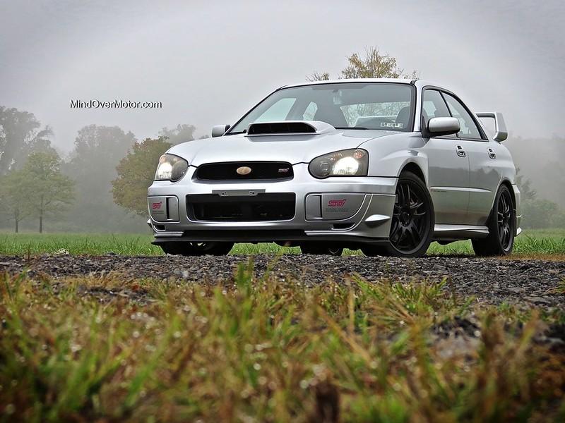 Nick S 2004 Subaru Impreza Wrx Sti Review Mind Over Motor