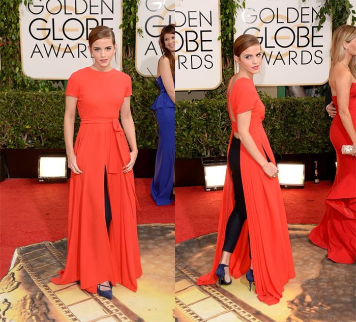 GoldenGlobes14-Emma Watson