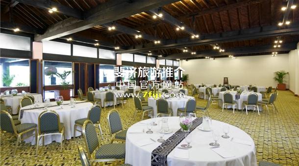 斐济威斯汀水疗度假酒店宴会厅