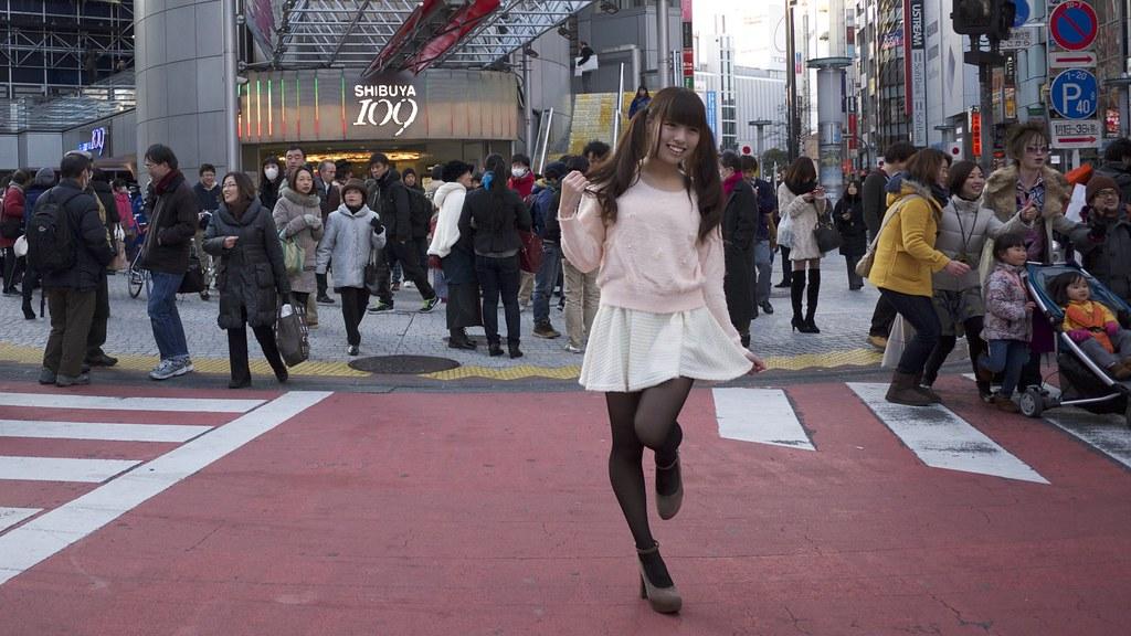 Shibuya Poser 3
