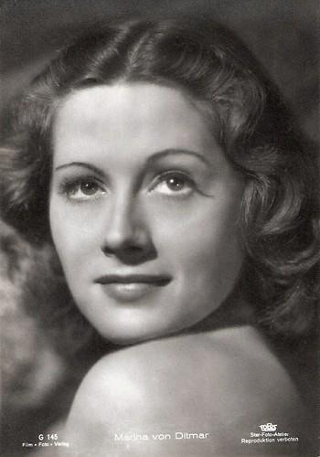 Marina von Ditmar