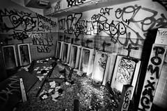 Men's Room Gone Wild, Plate 2