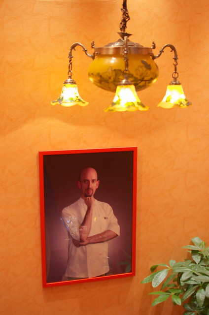 ニコラシャール銀座本店 ショコラシュークリームプレート 2014年2月2日