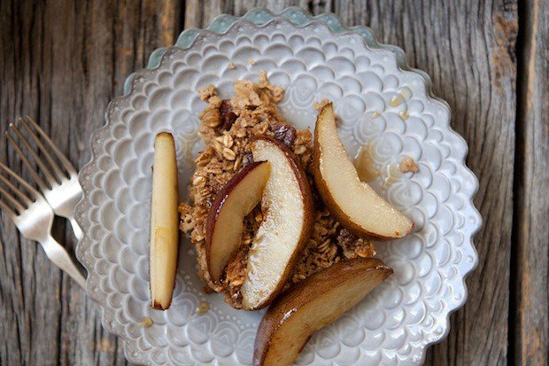 Oatmeal froM Food52