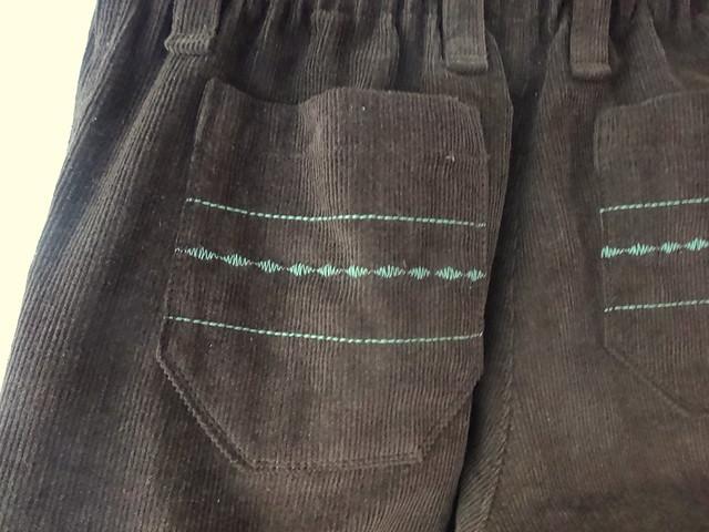 Pocket Detail, Oliver & S Field Trip Cargo Pants