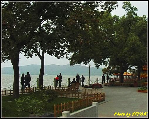 杭州 西湖 (其他景點) - 037 (湖濱路的湖畔)