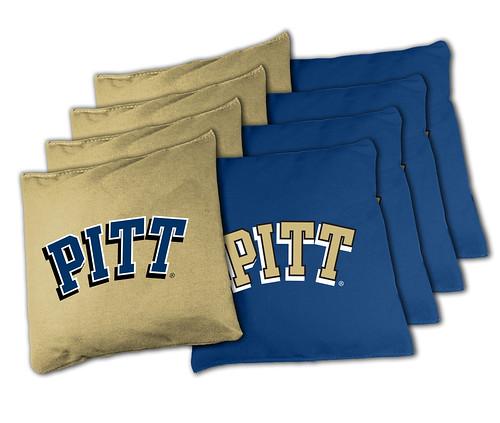 Pittsburgh Panthers Cornhole Bags
