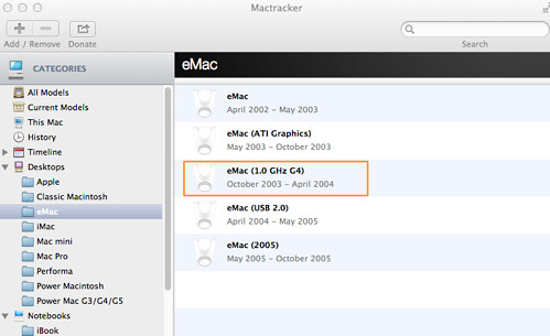 eMac2003