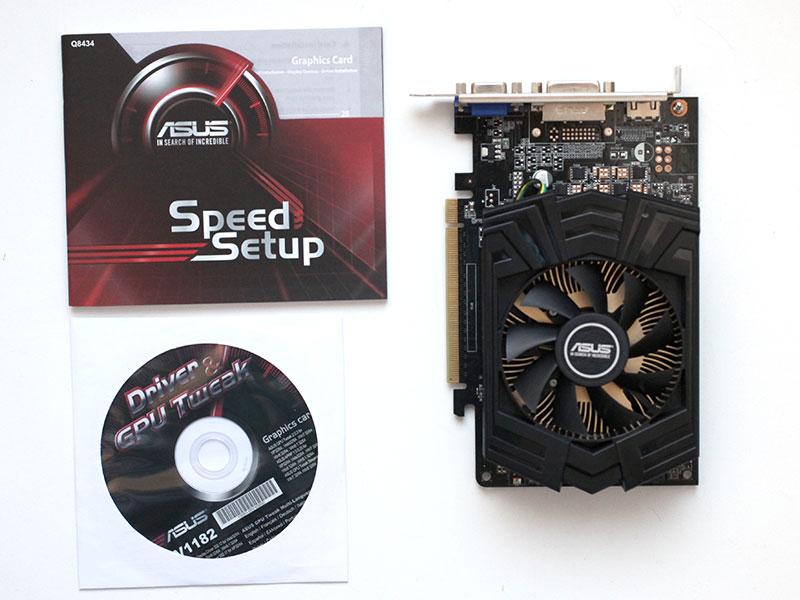 [Đập hộp] ASUS GTX 750 OC 1GB - 10245