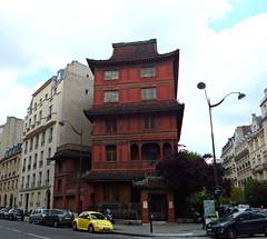 Mr Loos' Pagoda, Paris