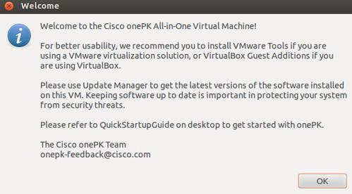 Cisco onePK