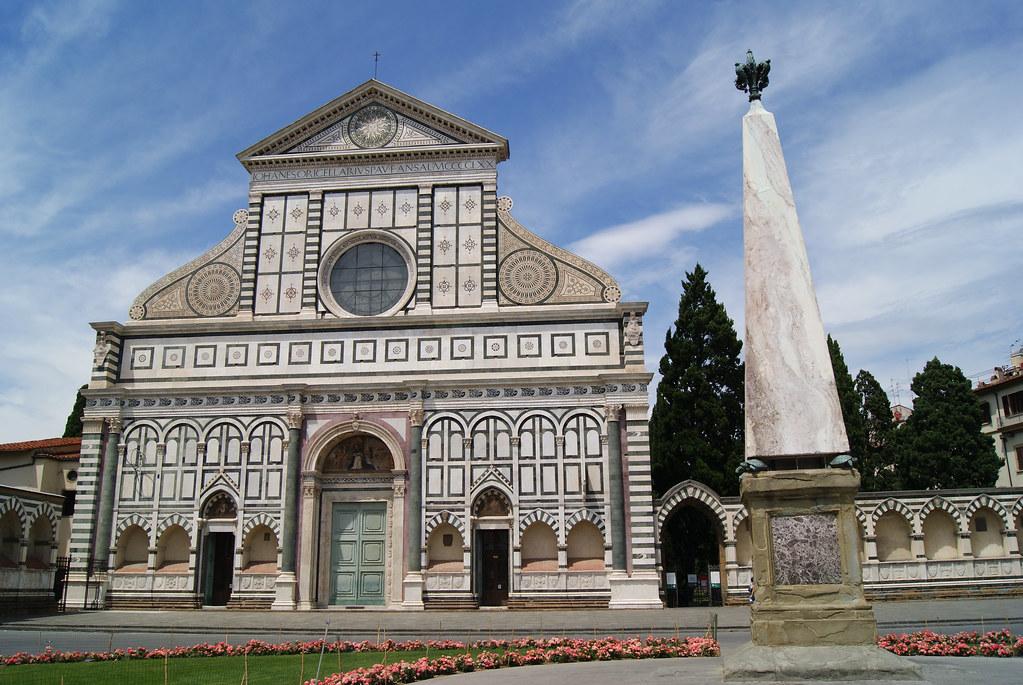 Firenze - Santa Maria Novella & San Lorenzo-4