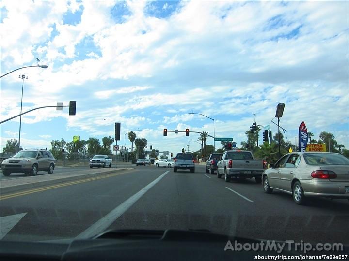 Arizona, Central City, Maricopa County, Phoenix, AZ