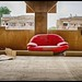 Car Park Couch by Billy Wilt