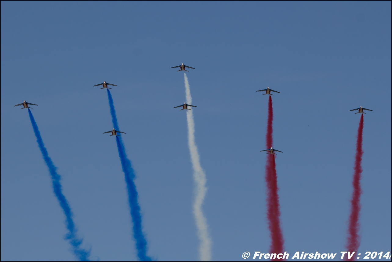 Patrouille de France 2014