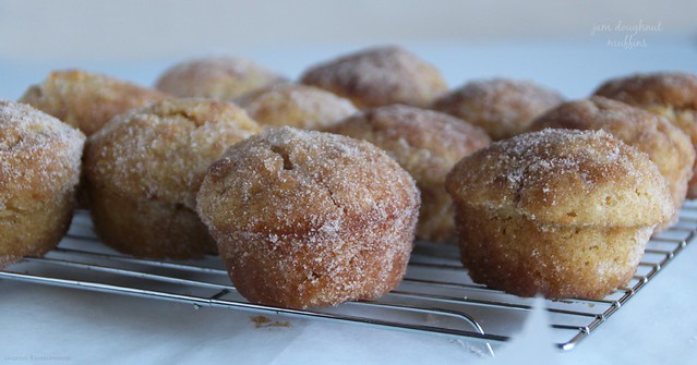 Jam Doughnut Muffins 1
