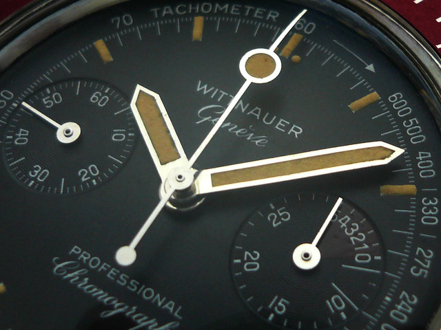 Wittnauer Pro Chronograph