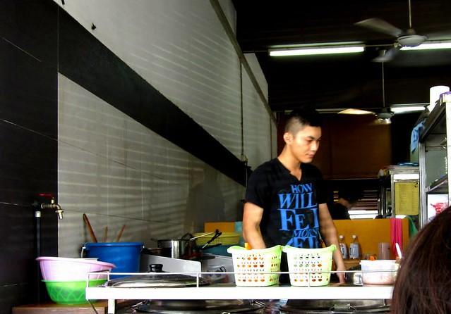Kong MaMa kampua stall