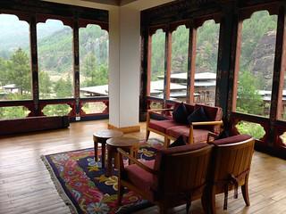 Zhiwa Ling Hotel, Paro, Bhutan