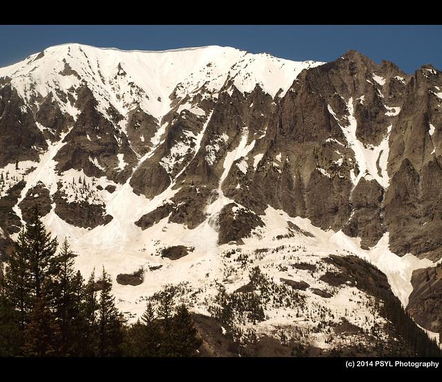 Mini avalanche