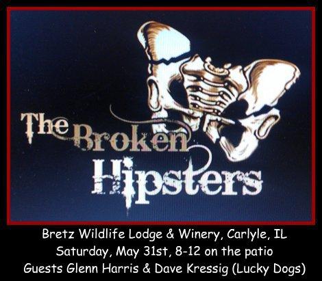 Broken Hipsters 5-31-14
