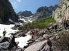 Ski d'été au Trimbulacciu (photo Victor Gomis)